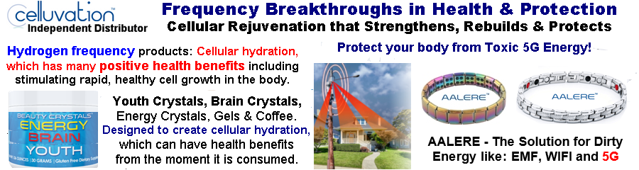 celluvation energy frequency nutrition