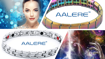 aalere bracelet for dirty energy